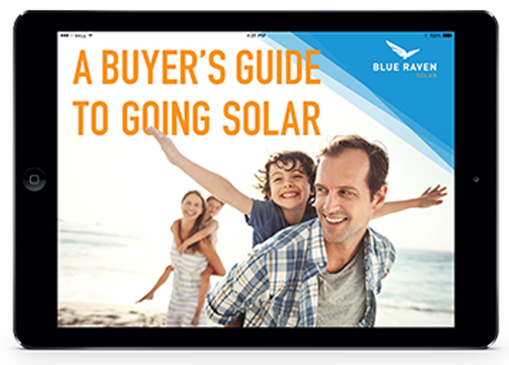 Free eBook | A Buyer's Guide to Going Solar